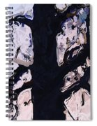 #tree Silhouette Spiral Notebook