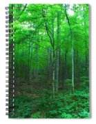 Tree Stand Spiral Notebook