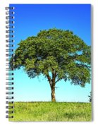 Tree Two One... Spiral Notebook