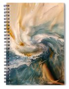 Tree Wind Spiral Notebook