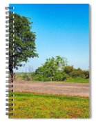 Tree With A View Spiral Notebook