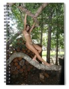 Trees 347 Spiral Notebook
