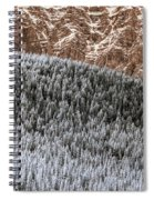 Rock, Paper, Scissors Spiral Notebook