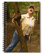 Trees Can Sing Too Spiral Notebook