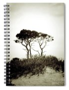 Trees Extreme Spiral Notebook
