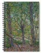 Trees Paris, July 1887 Vincent Van Gogh 1853  1890 Spiral Notebook