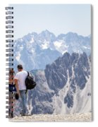 Trekking Together Spiral Notebook