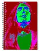 Trendsetting Tina Spiral Notebook
