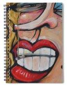 Tres Elegant Spiral Notebook