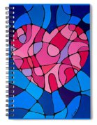 Treu Love Spiral Notebook