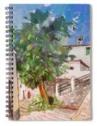 Trevelez 06 Spiral Notebook