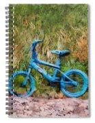 Tri Bike Spiral Notebook