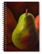 Tri Pear Spiral Notebook