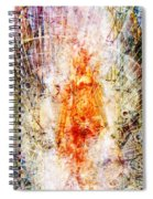 Trial By Fire Spiral Notebook