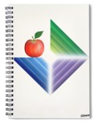 Triangle...1015 Spiral Notebook