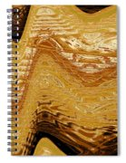 Tribal Abstract Spiral Notebook