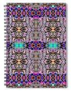 Trendy Tribal Spiral Notebook