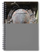 Tribal Mask Spiral Notebook