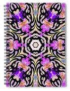 Tribal Vortex Spiral Notebook