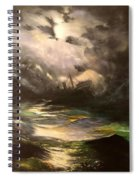 Tribute To Aivazovsky Spiral Notebook