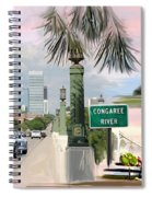 Tribute To Columbia Sc Spiral Notebook