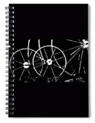 Tricycle Spiral Notebook