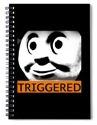 Triggered Spiral Notebook
