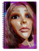 Trina Spiral Notebook