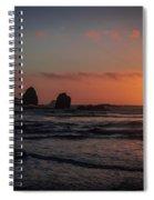 Trinidad Sunset Spiral Notebook