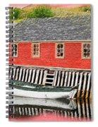 Trinity Bay Digital 2 Spiral Notebook