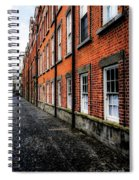 Trinity College Dublin Bulding Spiral Notebook