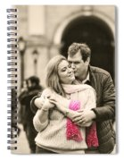Trinity College Kiss Spiral Notebook