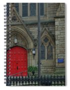 Trinity Episcopal Cathedral Spiral Notebook