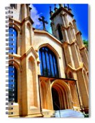 Trinity Episcopal Cathedral Columbia Sc Spiral Notebook