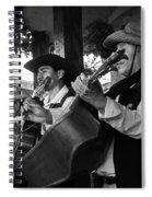 Trio Apaneca Spiral Notebook