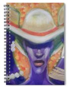 Trio Spiral Notebook