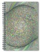 Triple Ripple 1 Spiral Notebook