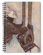 Trippin 300 Deg Spiral Notebook