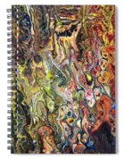 Trippin' In The 70's Spiral Notebook