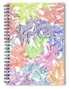 Tripping Spiral Notebook