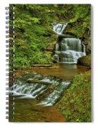 Tripple Decker Spiral Notebook