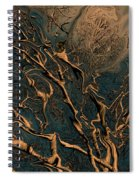 Trippy Tree Spiral Notebook