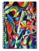 Tristan Spiral Notebook