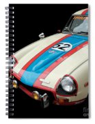 Triumph Gt6 Spiral Notebook