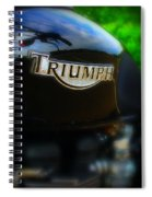 Triumph Spiral Notebook