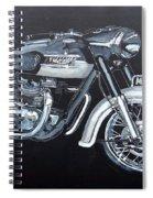 Triumph Thunderbird Spiral Notebook