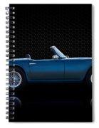 Triumph Tr4 Spiral Notebook