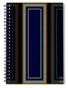 Triumvirate Spiral Notebook