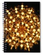 Tromso Norway Spiral Notebook