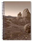 Trona Landscape Spiral Notebook